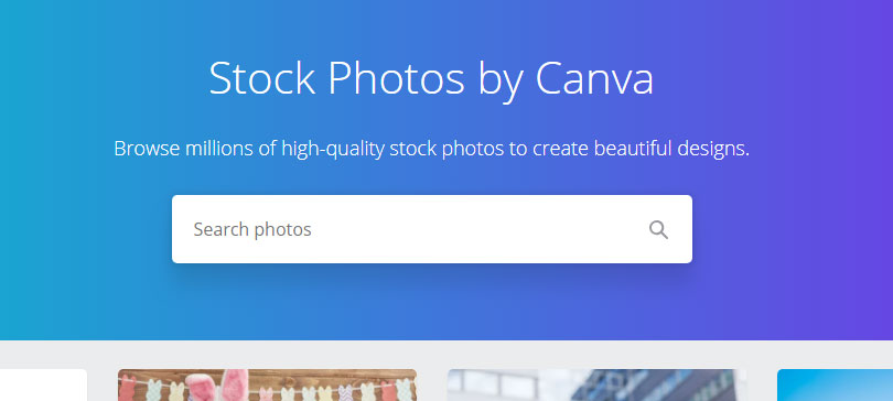 Canva Stock Photo