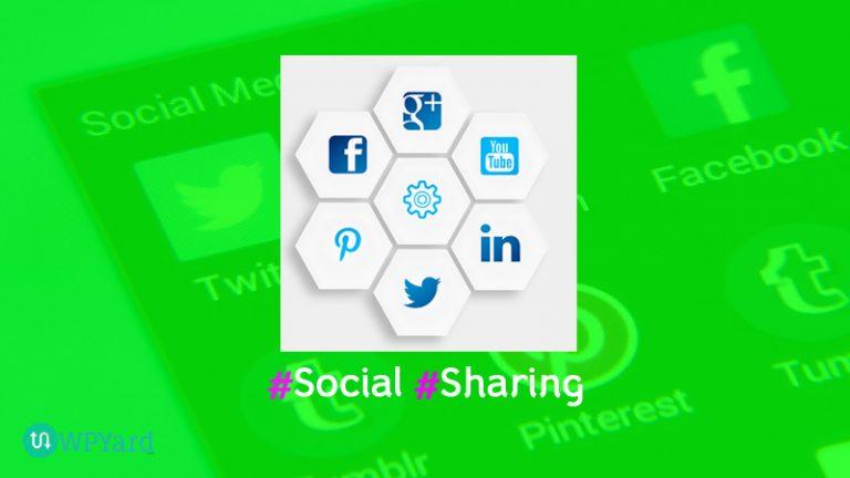 Best Social Sharing WordPress Plugins To Increase Visitors Rapidly