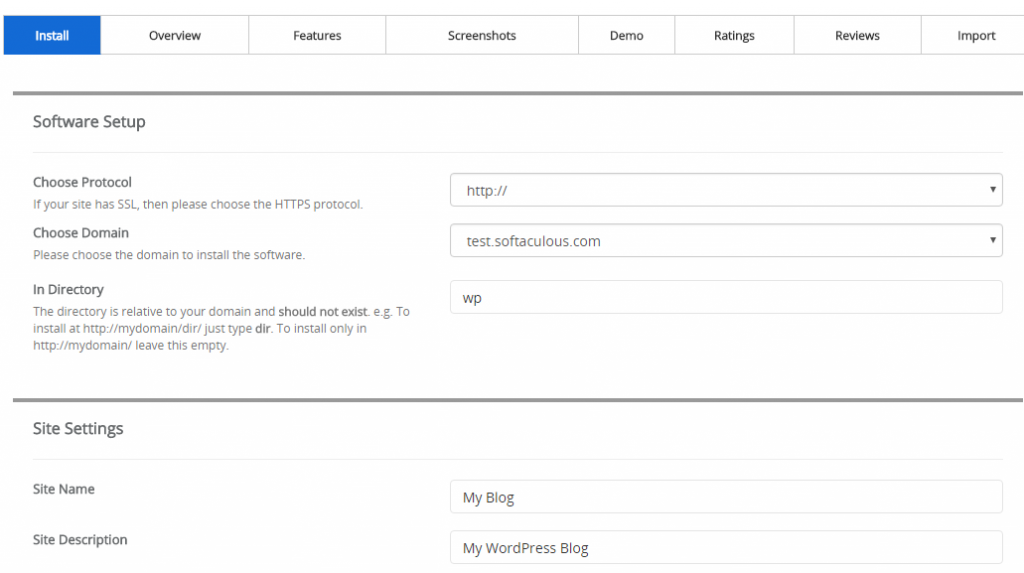 start a blog with wordpress